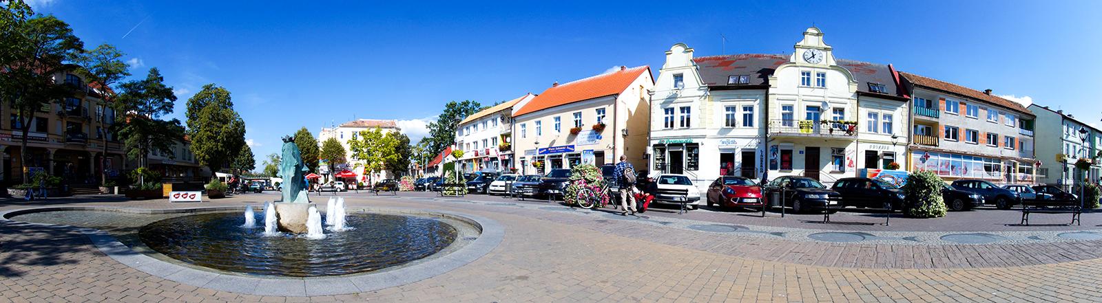 centrum Mikołajek