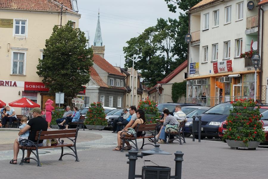 Noclegi w Mikołajkach, pokoje oraz domki letniskowe